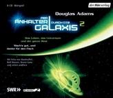 Per Anhalter durch die Galaxis, 6 Audio-CDs. Tl.2