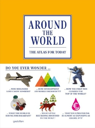 Around the World - Losowsky, Andrew