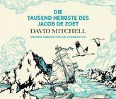 Die tausend Herbste des Jacob de Zoet, 6 Audio-CDs