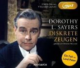 Diskrete Zeugen, 2 MP3-CDs