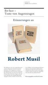 Erinnerungen an Robert Musil
