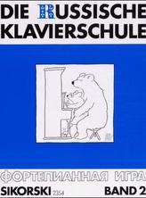 Die Russische Klavierschule. Bd.2