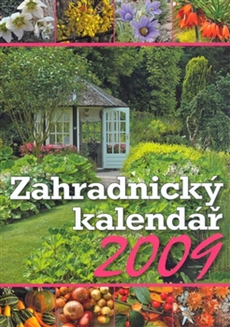 Zahradnický kalendář 2009