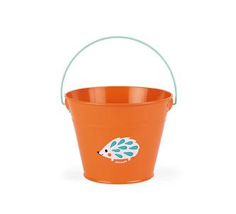 Dětské kovové kbelík na zahradu Janod