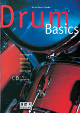 Drum Basics, m. CD-Audio