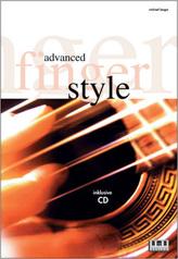 Advanced Fingerstyle, m. CD-Audio