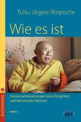 Wie es ist. Bd.2