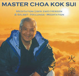 Meditation über zwei Herzen und Selbst-Heilungs-Meditation, Audio-CD