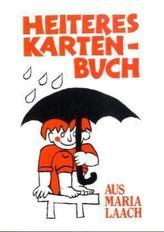 Heiteres Kartenbuch aus Maria Laach, 20 Spruchkarten