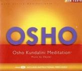Osho Kundalini Meditation, 1 Audio-CD