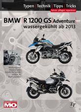 BMW R1200 GS Adventure wassergekühlt