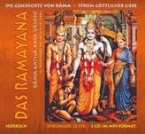 Das Ramayana, 3 MP3-CDs