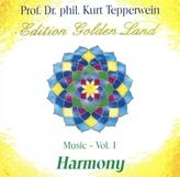 Harmony, 1 Audio-CD
