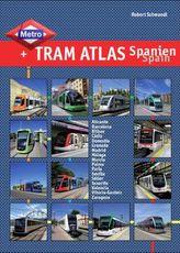 Metro & Tram Atlas Spanien / Spain