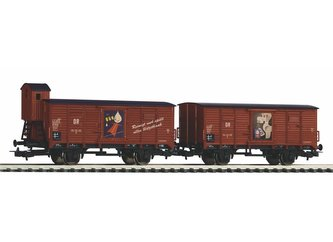 Piko Set 2 nákladních vagónů Fit III - 58373
