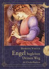 Engel begleiten deinen Weg, 44 Engelkarten