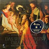 Das Weihnachtsoratorium, Bildband u. 4 Audio-CDs. The Christmas Oratorio