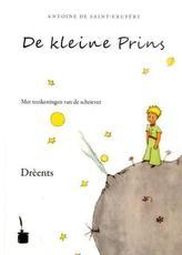 De kleine Prins. Der kleine Prinz, Drèents-Ausgabe