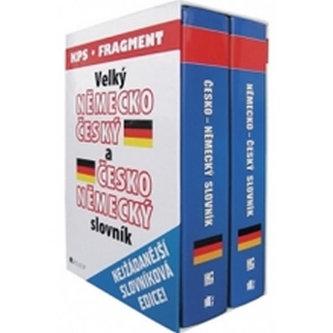 Box Velký česko-německý a německo-český slovník