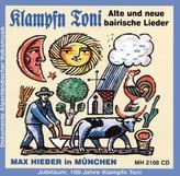 Klampfn-Toni, 2 Audio-CDs