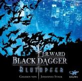 Black Dagger, Blutopfer, 4 Audio-CDs