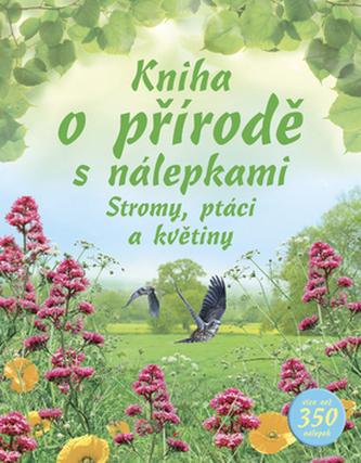 Kniha o přírodě s nálepkami