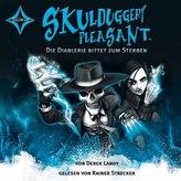 Skulduggery Pleasant - Die Diablerie bittet zum Sterben, 6 Audio-CDs