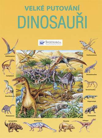 Velké putování Dinosauři