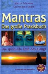Mantras, m. Audio-CD