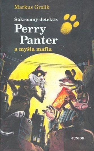 Perry Panter a myšia mafia