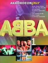 ABBA, für Akkordeon. Bd.1