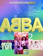 ABBA, für Akkordeon. Bd.2