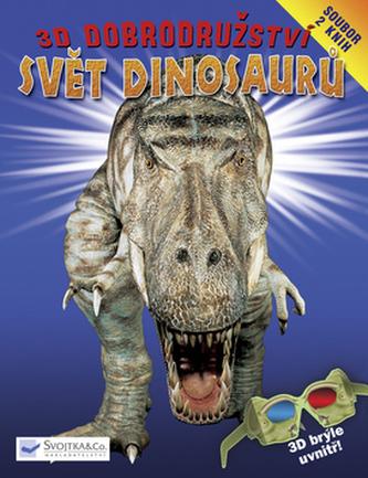 3D dobrodružství Svět dinosaurů