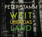 Weit über das Land, 5 Audio-CDs