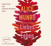 Liebes Leben, 6 Audio-CDs