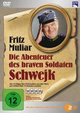 Die Abenteuer des braven Soldaten Schwejk, 4 DVDs