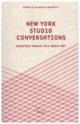 New York Studio Conversations