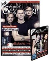 Depeche Mode-Titelstory, m. exkl. Sticker + DVD