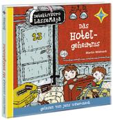 Detektivbüro LasseMaja - Das Hotelgeheimnis, 1 Audio-CD