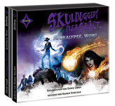 Skulduggery Pleasant - Apokalypse, Wow!, 3 Audio-CDs