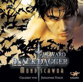 Black Dagger, Mondschwur, 4 Audio-CDs