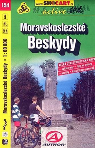 Moravskoslezské Beskydy 1:60 000