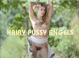 Hairy Pussy Angels