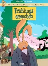 Die erstaunlichen Abenteuer von Herrn Hase - Frühlingserwachen