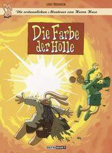 Die erstaunlichen Abenteuer von Herrn Hase - Die Farbe der Hölle