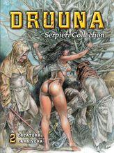 Serpieri Collection - Druuna, Creatura & Carnivora