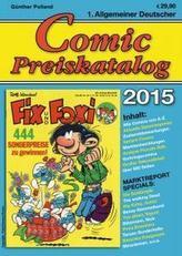 1. Allgemeiner Deutscher Comic-Preiskatalog 2015