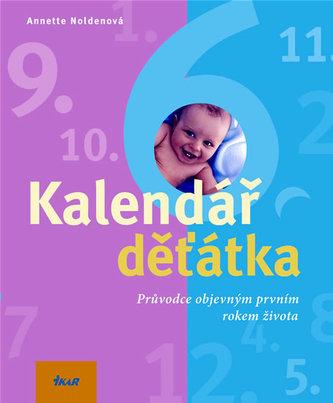 Kalendář děťátka