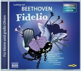 Fidelio, Audio-CD