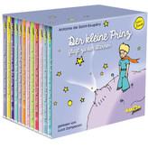 Der kleine Prinz fliegt zu den Sternen - Box komplett, 12 Audio-CDs